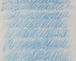 110. Cy Twombly
