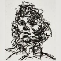9. Frank Auerbach