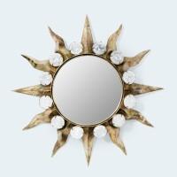 2. mark brazier-jones | zodiac convex mirror