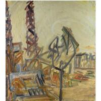 35. Frank Auerbach