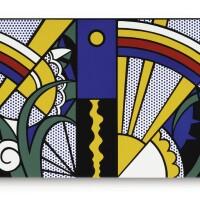 137. roy lichtenstein | composition
