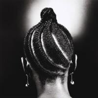 10. j.d. 'okhai ojeikere | untitled, hairstyles series, c.1980
