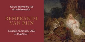 Rembrandt Van Rijn Virtual Discussion