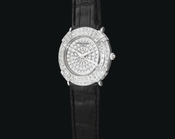 2033. vacheron constantin   whitegold and diamond-set wristwatch case 674642 circa2010
