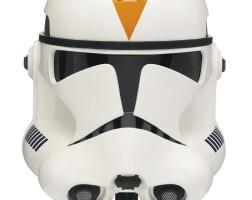 20. star wars revenge of the sith 212th attack battalion trooper helmet, master replicas, 2005