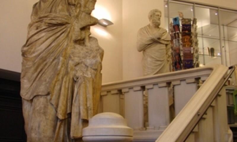 Interior, Allard Pierson Museum