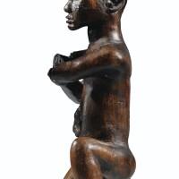 12. statue, kongo minkenge, république du congo