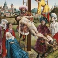 8. circle of rogier van der weyden, circa 1460