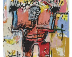 15. Jean-Michel Basquiat