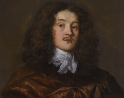 167. sir peter lely | portrait of a man, possibly a self-portrait