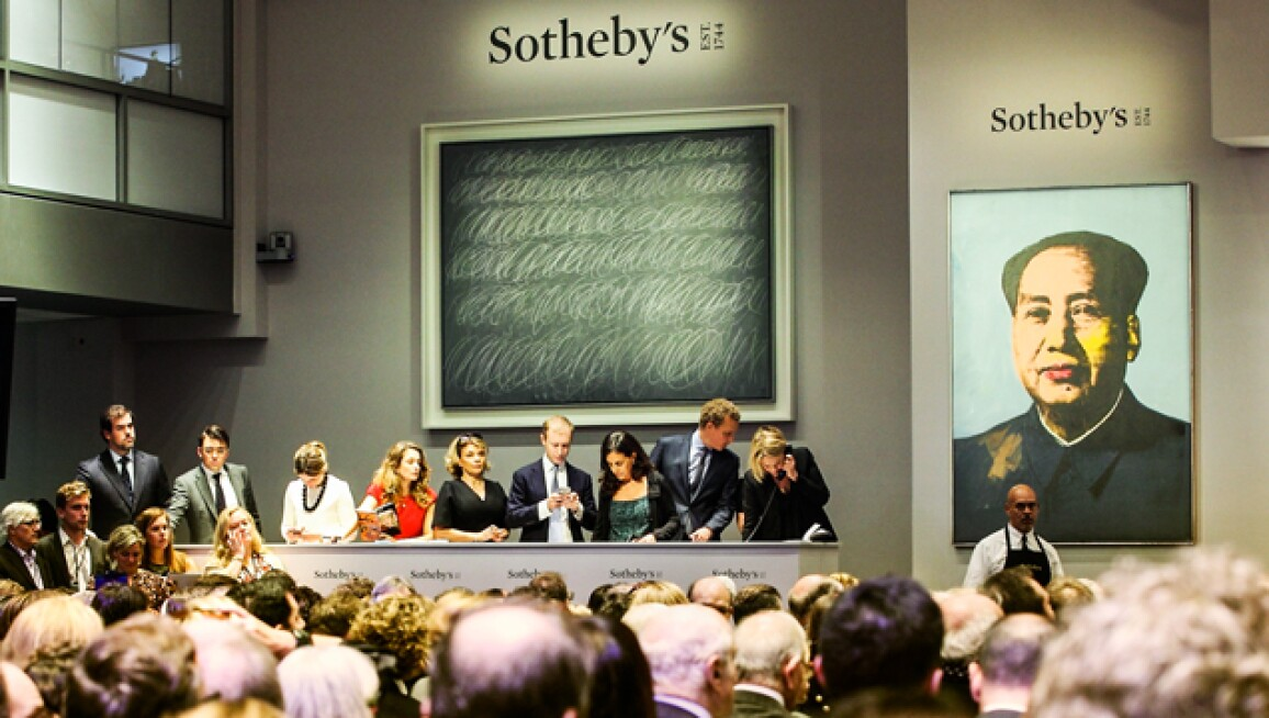 Sothebys Auction Results >> 20 Impressive Auction Results For Los Angeles Consignors