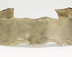 4. silver vermeil torque necklace, shaun leane