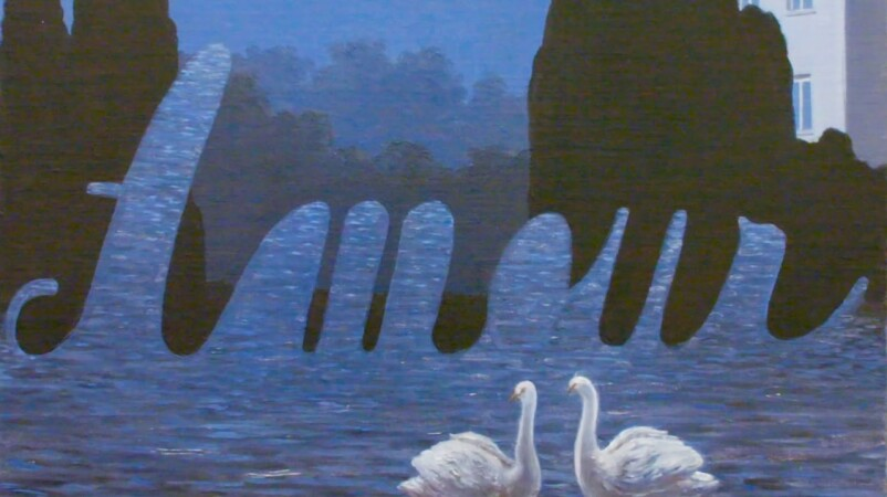 Magritte's Surrealist Vision of Love