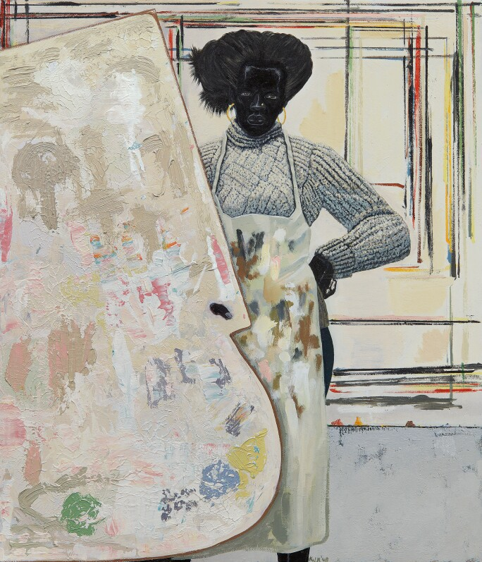 What Does an Artist Look Like? Kerry James Marshall Asks ...