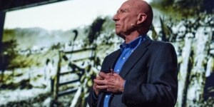Salgado's 2013 TED Talk, 'The Silent Drama of Photography'