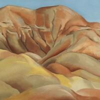 24. Georgia O'Keeffe