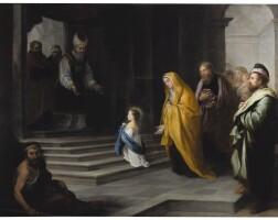 58. bartolomé esteban murillo | the presentation of the virgin