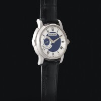 2016. girard-perregaux | platinum minute repeating wristwatchno 11 pt. répétition minutes circa 1997
