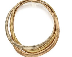 10. tri-color gold necklace, weingrill