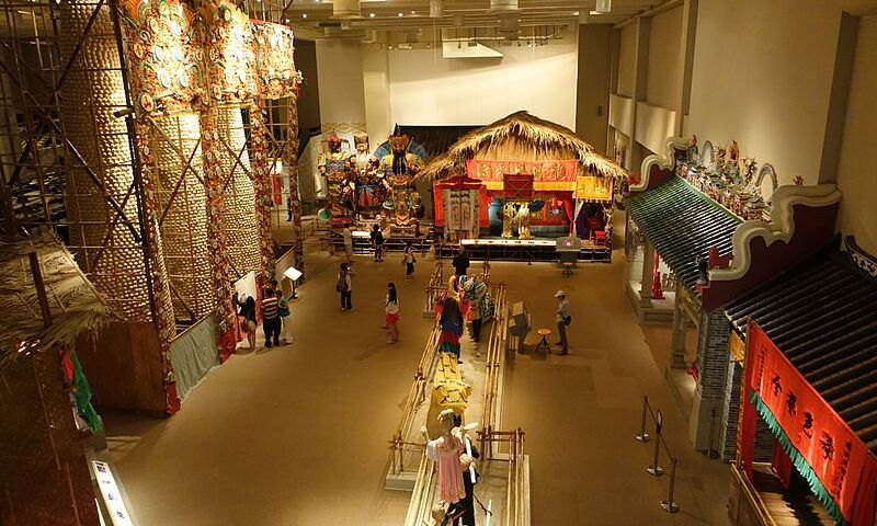 Interior, Hong Kong Museum of History