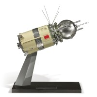 45. vostok 1 (vostok 3ka-3) spacecraft model