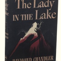 3. chandler, raymond