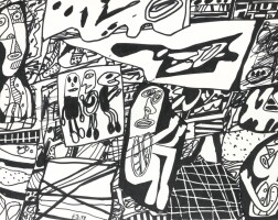 122. Jean Dubuffet