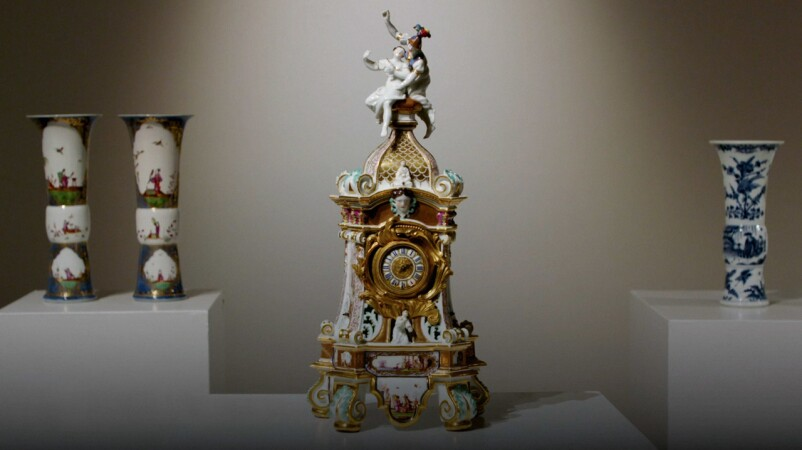 The Remarkable Resilience of the Oppenheimer Meissen Collection