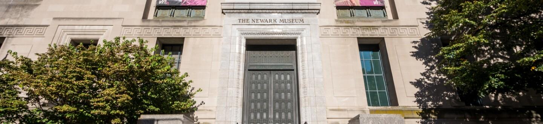 Exterior View, Newark Museum