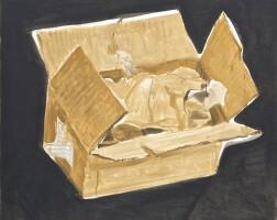 910. 張恩利 容器 油畫畫布 二〇〇五年作