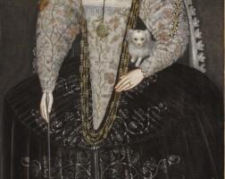 7. English School, circa 1600-1603