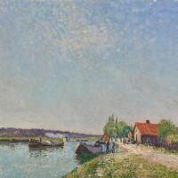48. Alfred Sisley