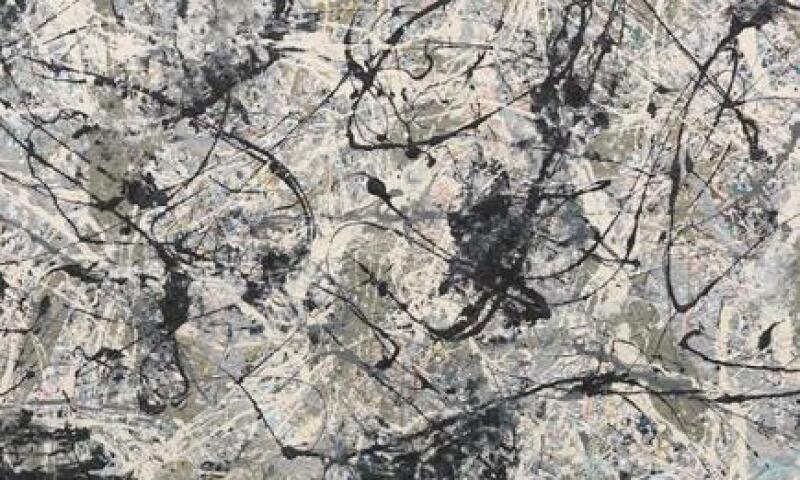 Jackson Pollock. Number 28