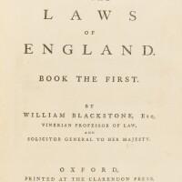 78. Blackstone, William