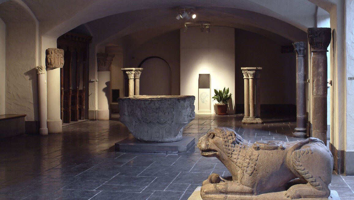 Interior View, Detroit Institute of Arts
