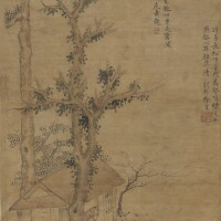 601. In style of Zhao Mengfu