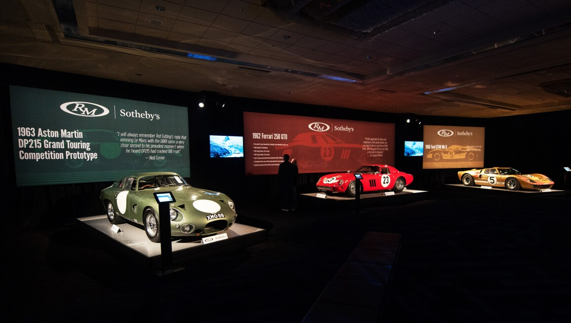 The Most Valuable Car Sold At Auction Results Automobiles