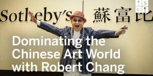 "For Robert Chang, the Larger-than-Life Collector of Chinese Art, It Pays to ""Go All the Way"""
