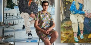 Jordan Casteel, Painter   2021 MacArthur Fellow