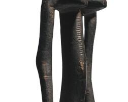46. senufo female figure, ivory coast