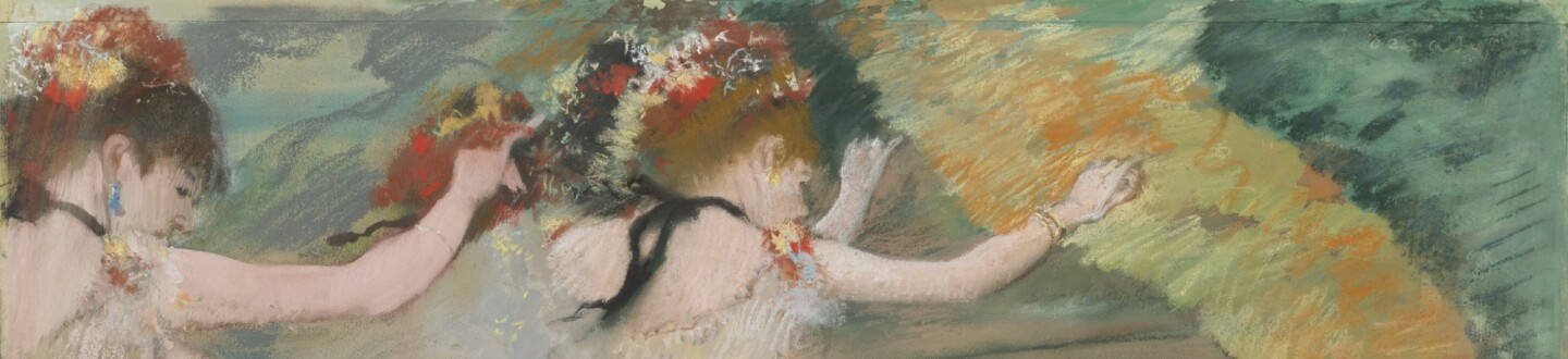 Two Works by Degas