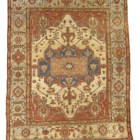 172. a heriz carpet, northwest persia
