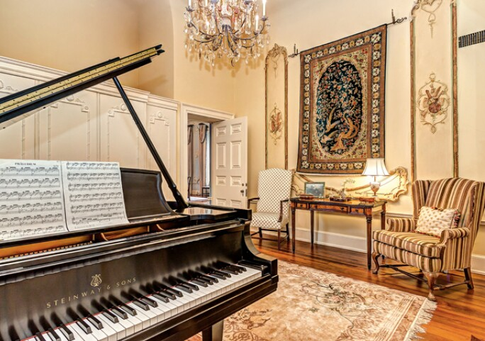 Sound Design Harmonious Home Music Rooms Sotheby S