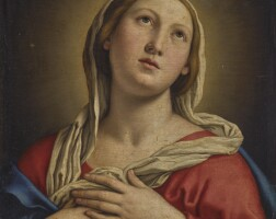 173. giovanni battista salvi, called sassoferrato | the madonna inprayer