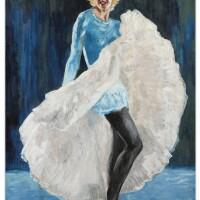 5. francis picabia | danseuse de french cancan