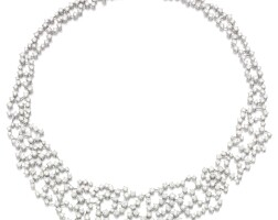 208. diamond necklace