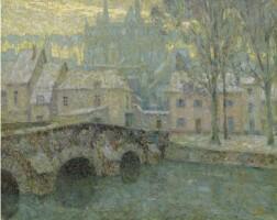 136. Henri Le Sidaner