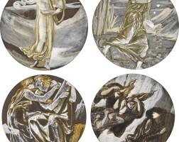 6. Sir Edward Coley Burne-Jones, Bt., A.R.A., R.W.S.