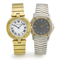 1. cartier and ebel