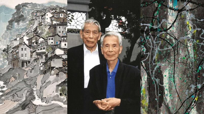 The Lifelong Friendship of Two Chinese Masters